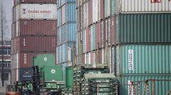 La croissance du PIB ralentit à 0,4 pour cent au quatrième