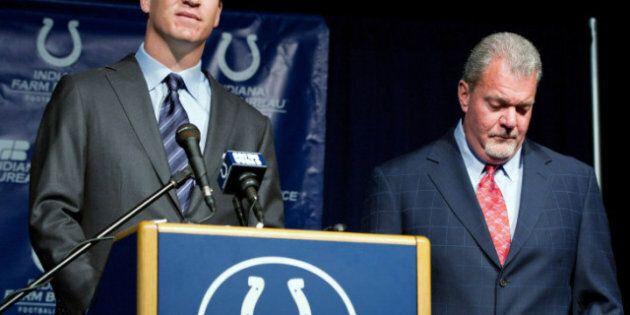 Les Colts et Peyton Manning mettent fin à leur association après 14