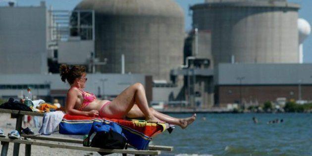 Fukushima, un an plus tard: l'industrie nucléaire canadienne affronte des vents