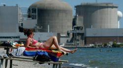 Nucléaire: le Canada, envers et contre