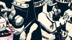 Japon: manifestation antinucléaire à