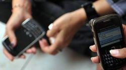 Les téléphones égarés sont souvent