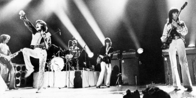 Rolling Stones: pas de tournée cette année malgré leurs 50