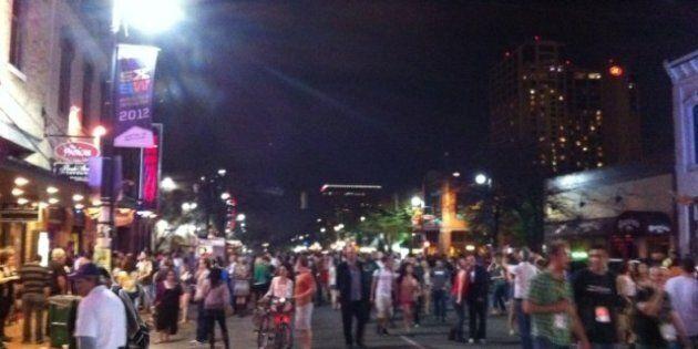 SXSW Jour 1: Austin, ville ouverte