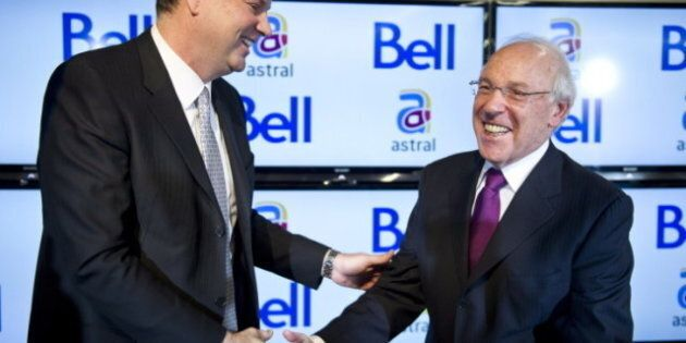 Bell Média fait l'acquisition d'Astral