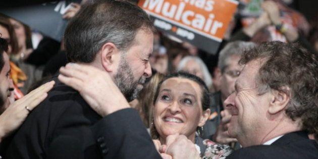NPD: Thomas Mulcair est élu chef au quatrième