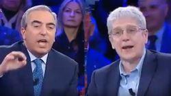 La Russa e Giordano urlano. E Giletti sbotta: