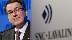 Le PDG de SNC-Lavalin
