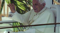 Benoit XVI en visite à