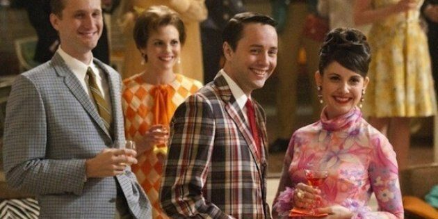 Mad Men et la mode: ce qu'ont porté les stars de Mad Men lors du premier épisode de la cinquième saison