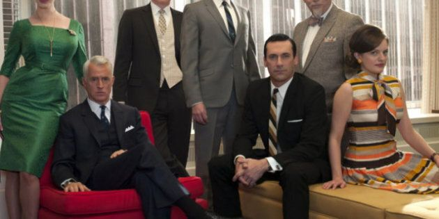 Mad Men, saison 5: la série revient au sommet après un an et demi