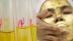 Photos: urine et sperme pour des soins de beauté très