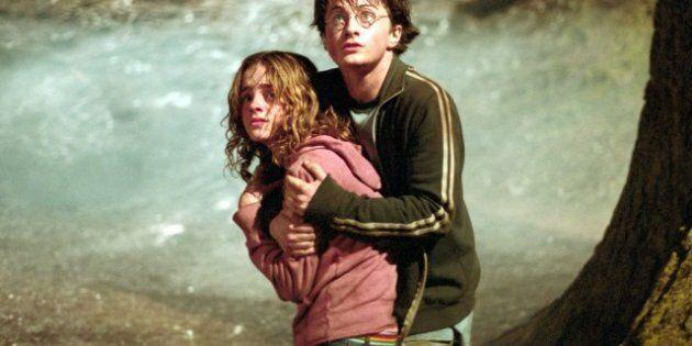 Harry Potter: le château de Poudlard à