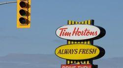 Tim Hortons: les services au volant entraînent des embouteillages au