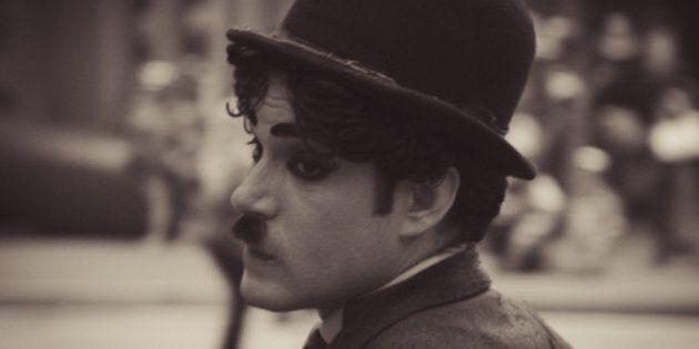 Charlie Chaplin: sa canne et son chapeau melon vendus aux enchères aux