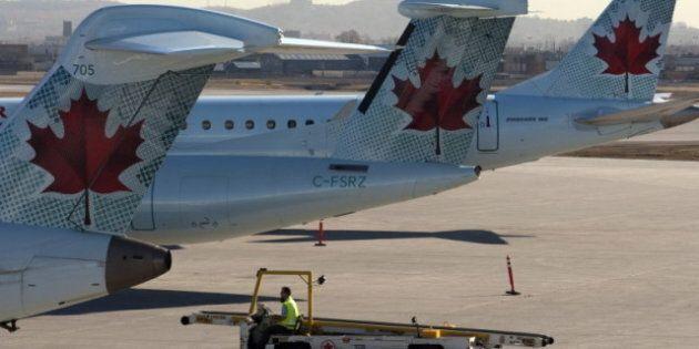 Québec met en demeure Air Canada, en lien avec la fermeture de l'usine