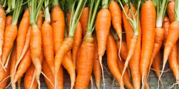 Jour de la carotte: Nos stars à la peau orange...