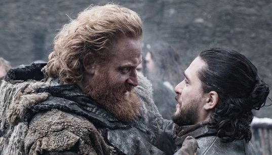 Tormund Actor Says Brienne Made 'The Wrong Choice' On 'Game Of