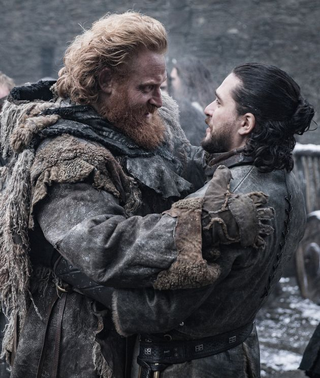 Tormund Actor Kristofer Hivju Knows Brienne Made 'The Wrong Choice' On 'Game Of