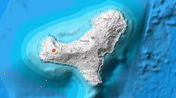 Terremoto de 3'7 grados en la isla de El Hierro