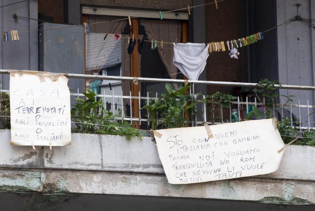 Tornano le proteste contro i rom nella periferia di Roma: