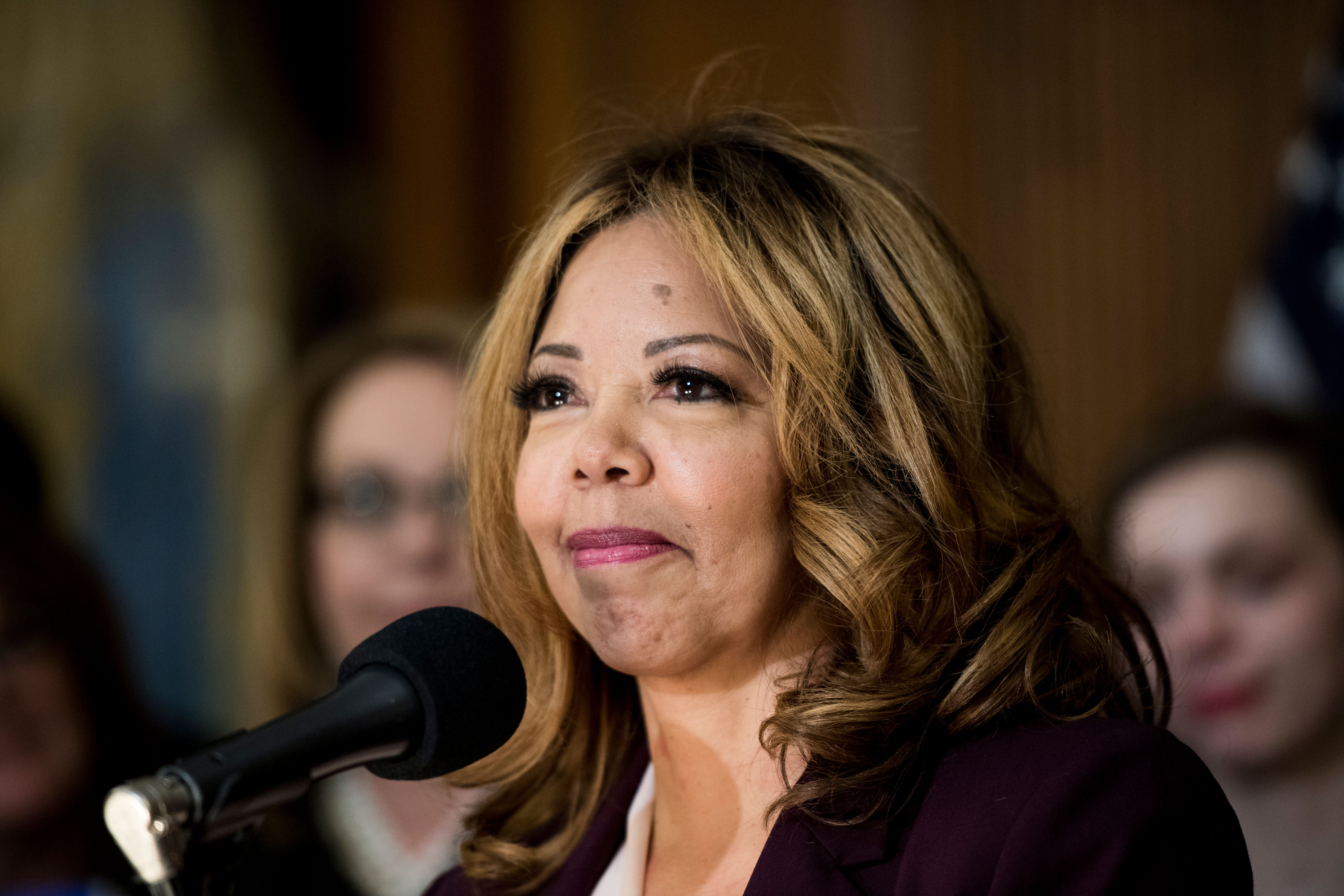 NRA President Says Rep. Lucy McBath Won Election Because She's 'A Minority