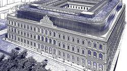 Il Palazzo delle spie nel cuore di