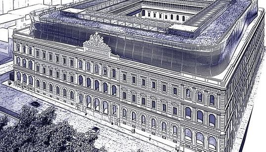 SERVIZI SEGRETI - Il Palazzo delle spie nel cuore di Roma (di M. A.