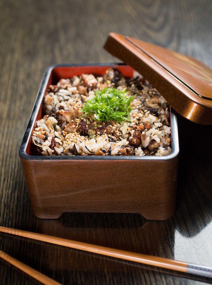 Você já fez risoto japonês?