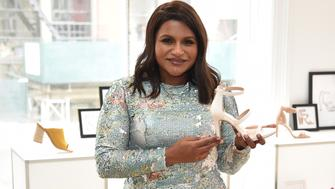 NEW YORK, NEW YORK - MAY 03: Mindy Kaling celebrates DSW partnership and spring trends at Home Studios on May 03, 2019 in New York City. (Photo by Bryan Bedder/Getty Images for DSW)