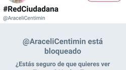 Araceli, la mujer que tiene bloqueado a medio a Twitter: ¿Tú en qué bando