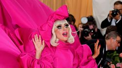 Lady Gaga's Met Gala Look Is A Campy Quick-Change