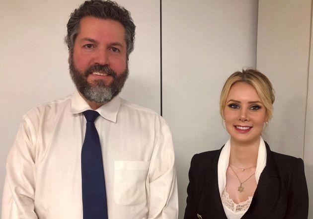 Letícia Catelani, diretora de Negócios da Apex destituída nesta segunda-feira (6),...