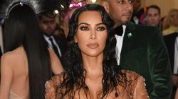 Kim Kardashian Just Wore The MOST Kim K Look To The Met
