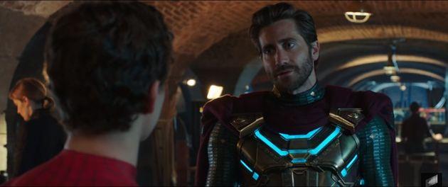 '스파이더맨:파 프롬 홈'의 새 예고편은 '어벤져스:엔드게임'의 스포일러로