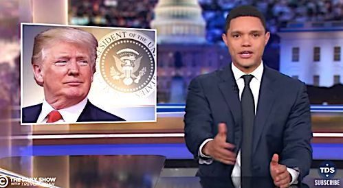 Trevor Noah on America's Next Top Battle