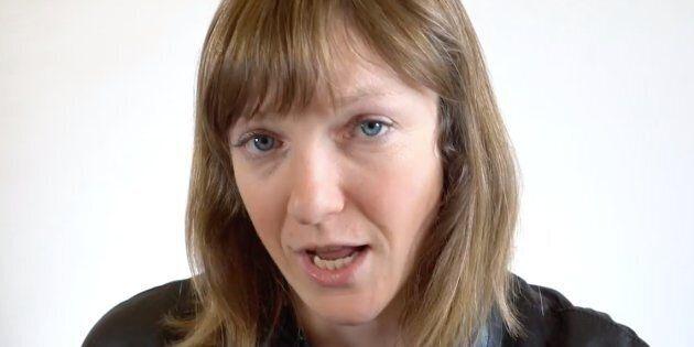 Catherine Dorion.