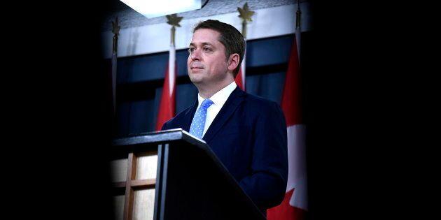 Affaire SNC-Lavalin: Scheer défie Trudeau de le poursuivre pour