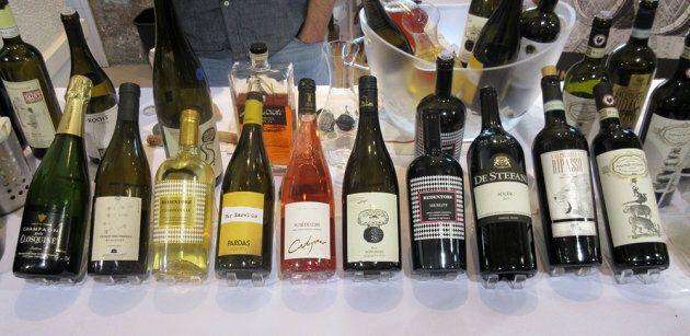 Des vins pour tous les goûts Photo: Yves Mailloux