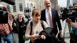 L'actrice Allison Mack plaide coupable d'avoir manipulé des