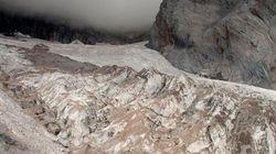 Les glaciers fondent cinq fois plus vite que dans les années