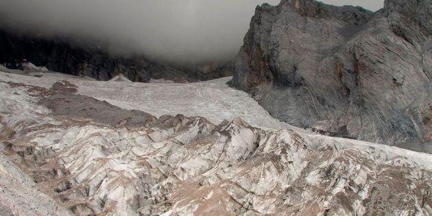 Le glacier de Baishui serait celui qui font le plus rapidement sur la planète, selon les