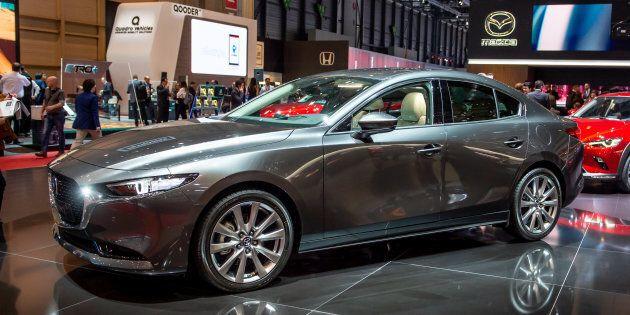 Plus de 200 000 Mazda 3 sont rappelées en Amérique du