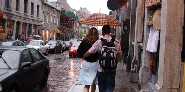 Moins de pluie que prévu dans le sud du