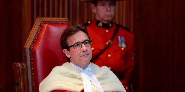 Clément Gascon prendra sa retraite de la Cour suprême le 15 septembre