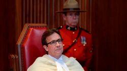 Un des trois juges québécois prend sa retraite et quitte la Cour