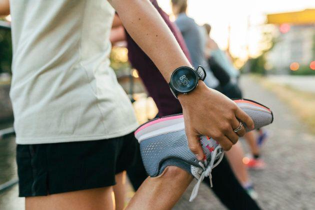 Il y a généralement un écart important entre l'activité physique déclarée et celle mesurée à l'aide d'un bracelet connecté muni d'un accéléromètre.