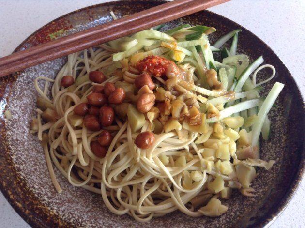 Des nouilles (面条)