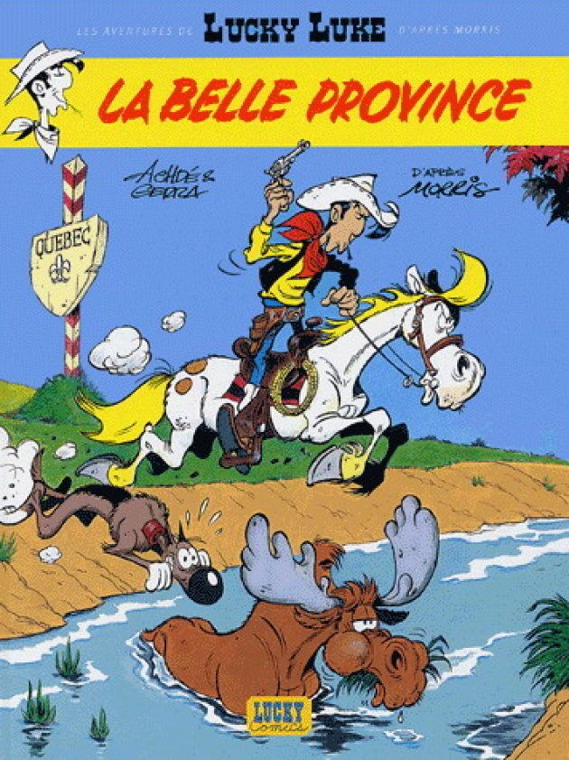 «Lucky Luke»: les tribulations d'un Lyonnais au Far