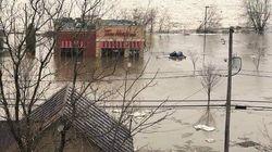 Inondations répétitives: Québec songe à réorienter l'aide vers la